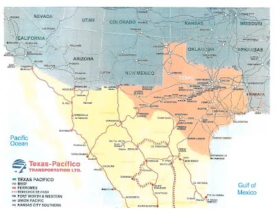 Texas and Mexico Railroad