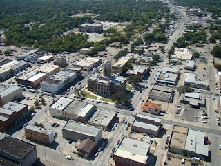 Downtown Cleburne