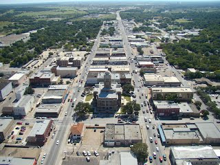 Downtown Cleburne Development