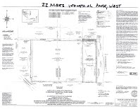 W. Industrial 22 Acres